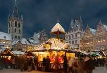 Weihnachtsmarkt In Trier.Busreise Advent In Trier