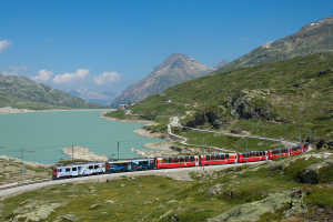 Busreisen Bernina-Express