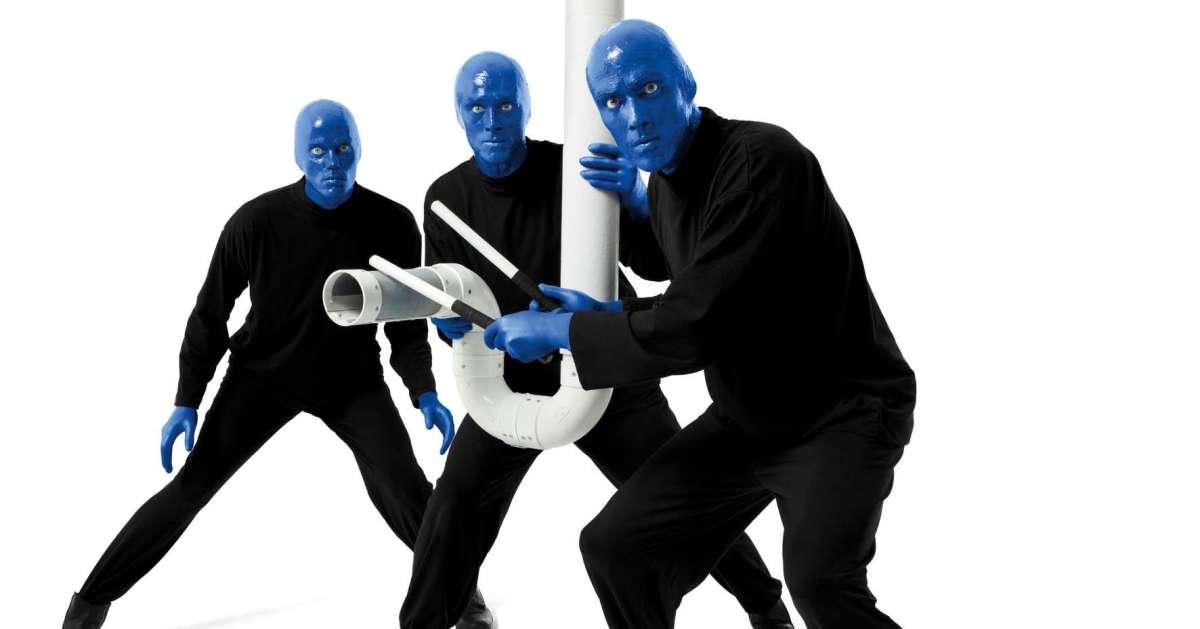 Busreisen Blue Man Group Buswelt De