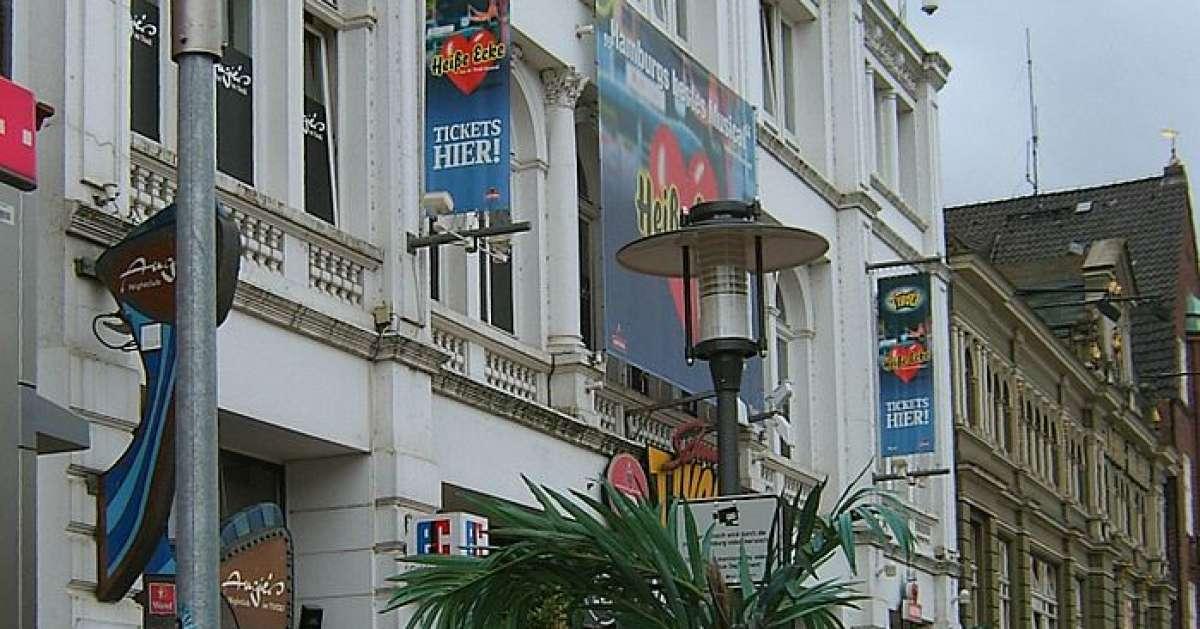 Heisse Ecke Das St Pauli Musical Preiswerte Musical Busreisen