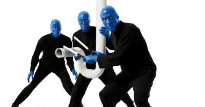 Busreisen Blue Man Group