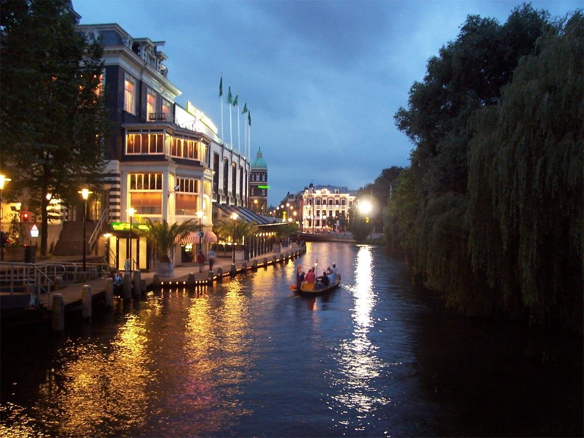Amsterdam Pfingsten