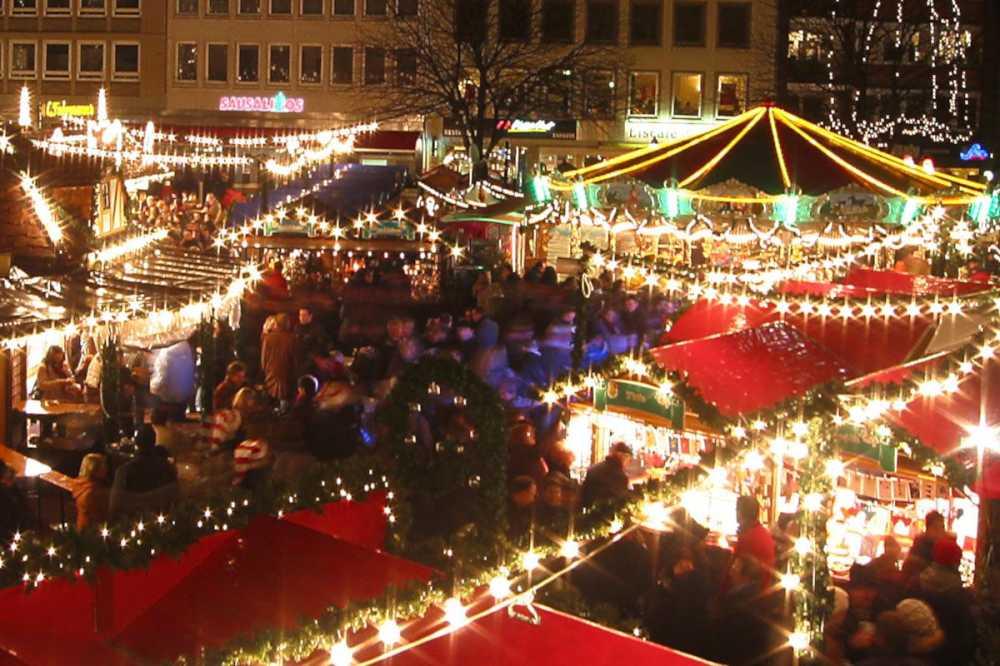 Weihnachtsmarkt Schloss Merode.Buswelt De Busreise Aachen Schloss Merode Tagesfahrt