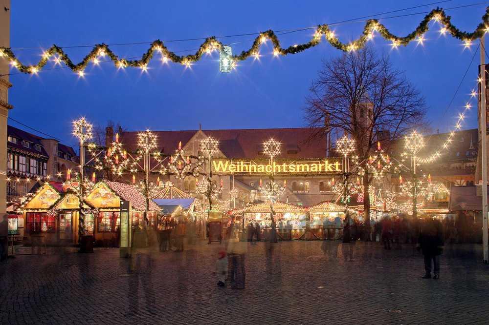 Weihnachtsmarkt Varel.Buswelt De Busreise Weihnachtsmarkt Braunschweig