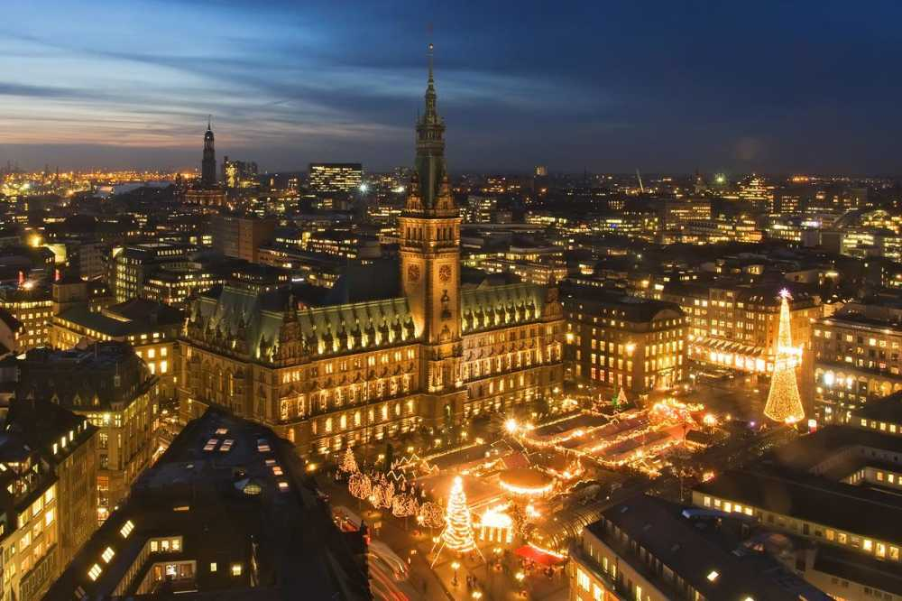 Hamburg Tourismus Hotel