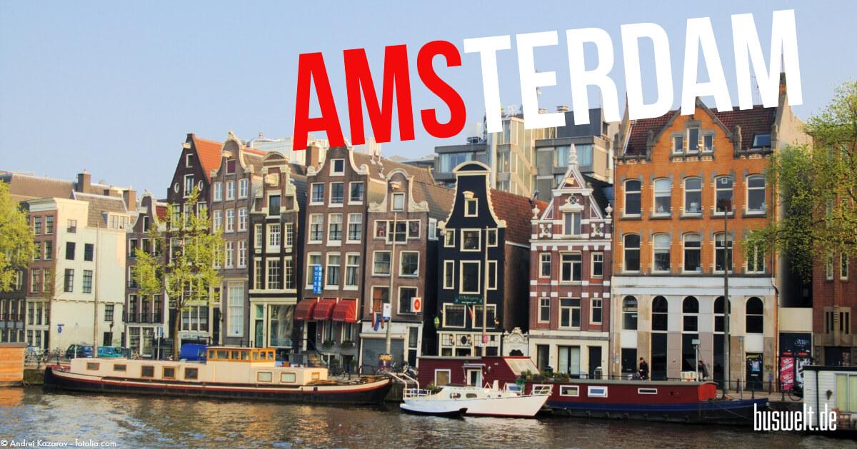 Busreisen Amsterdam Freundlicher Service Buswelt De