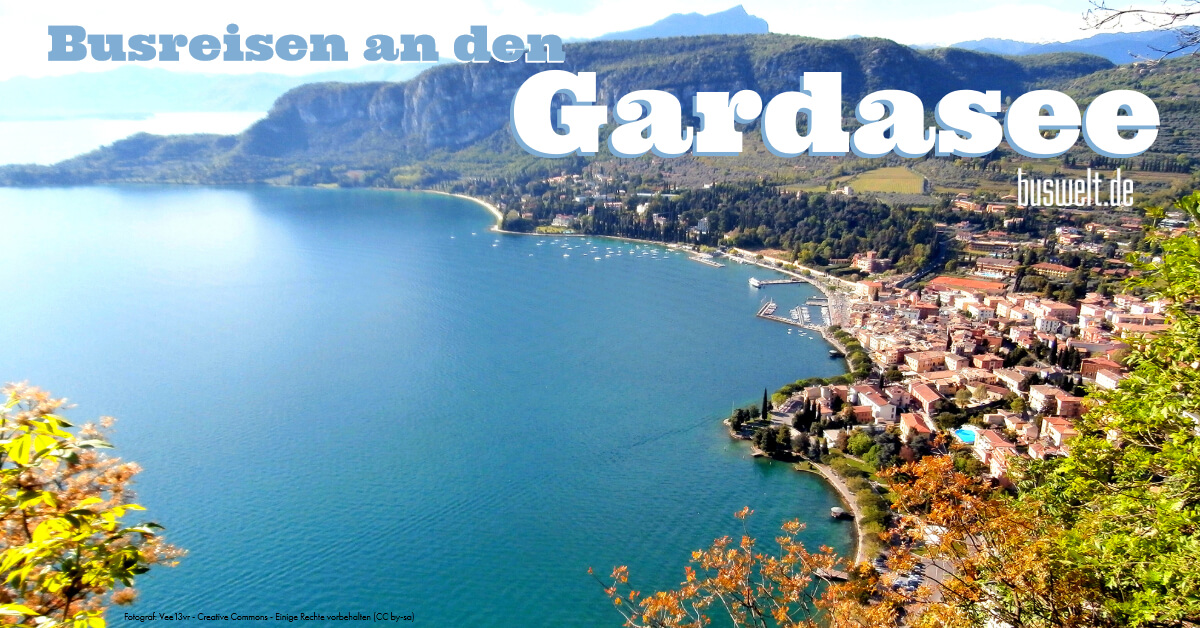 Busreisen Gardasee Rundreisen Busweltde