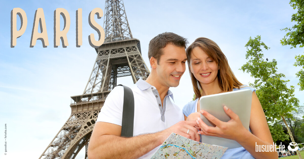 Busreisen Paris Freundlicher Service Buswelt De